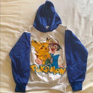 Small child Pokémon hoodie